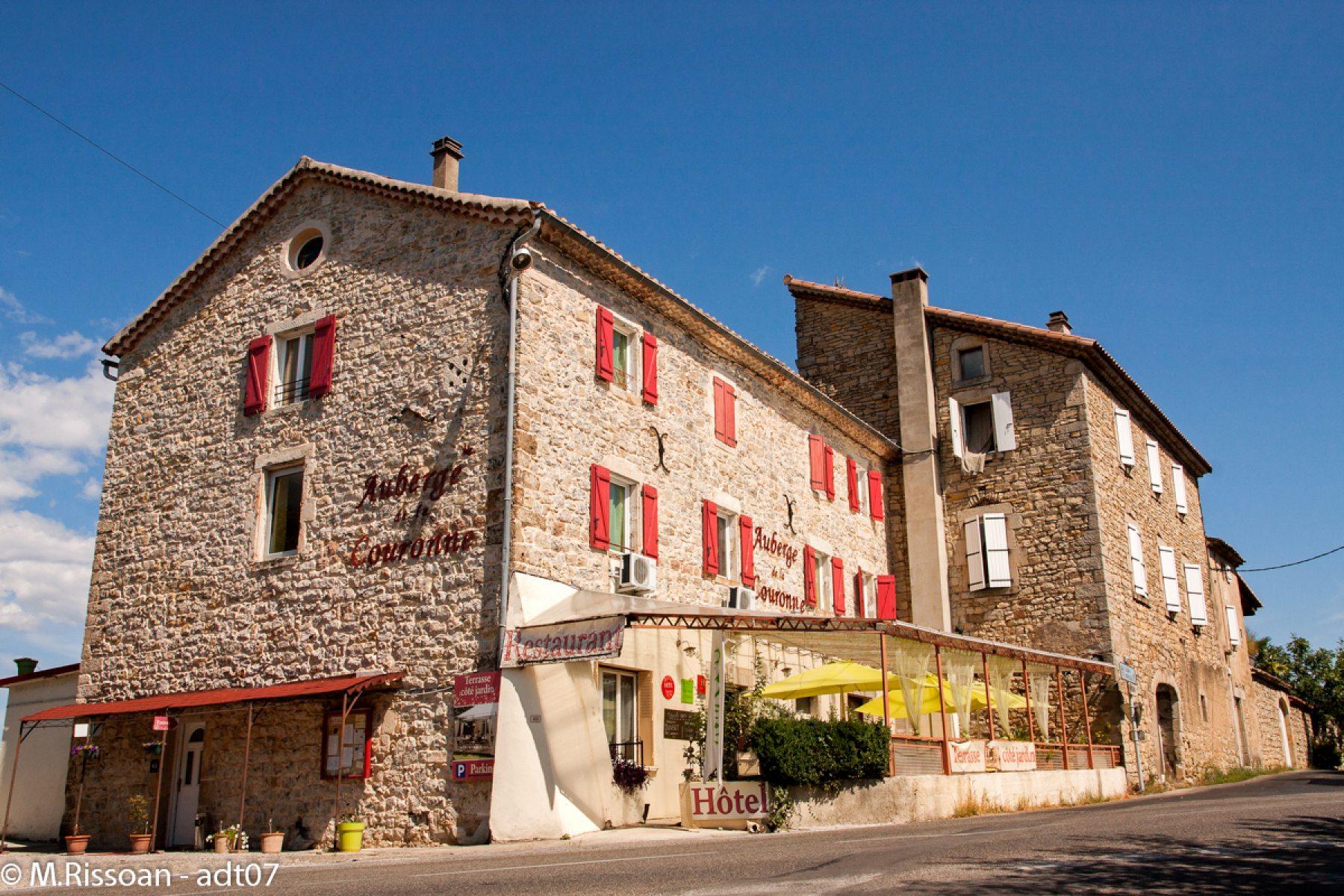Hôtel Auberge de la Couronne