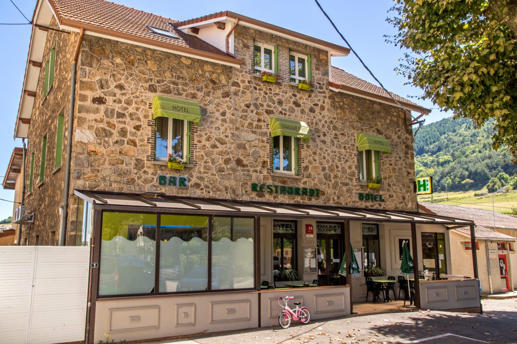 Hôtel Chaléat Sapet