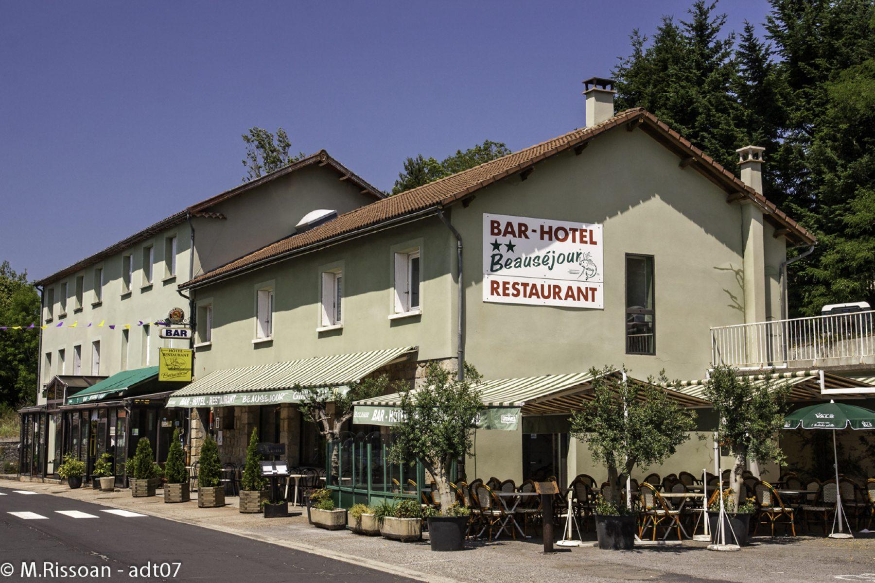 Hôtel le Beauséjour