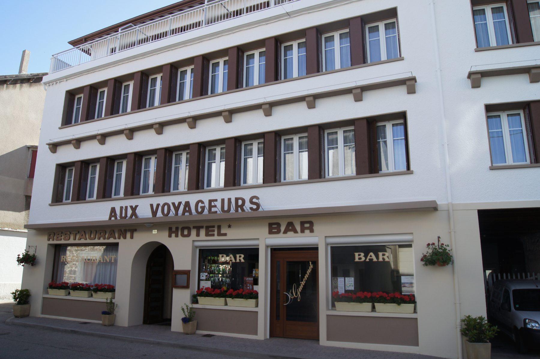 Hôtel Les Voyageurs