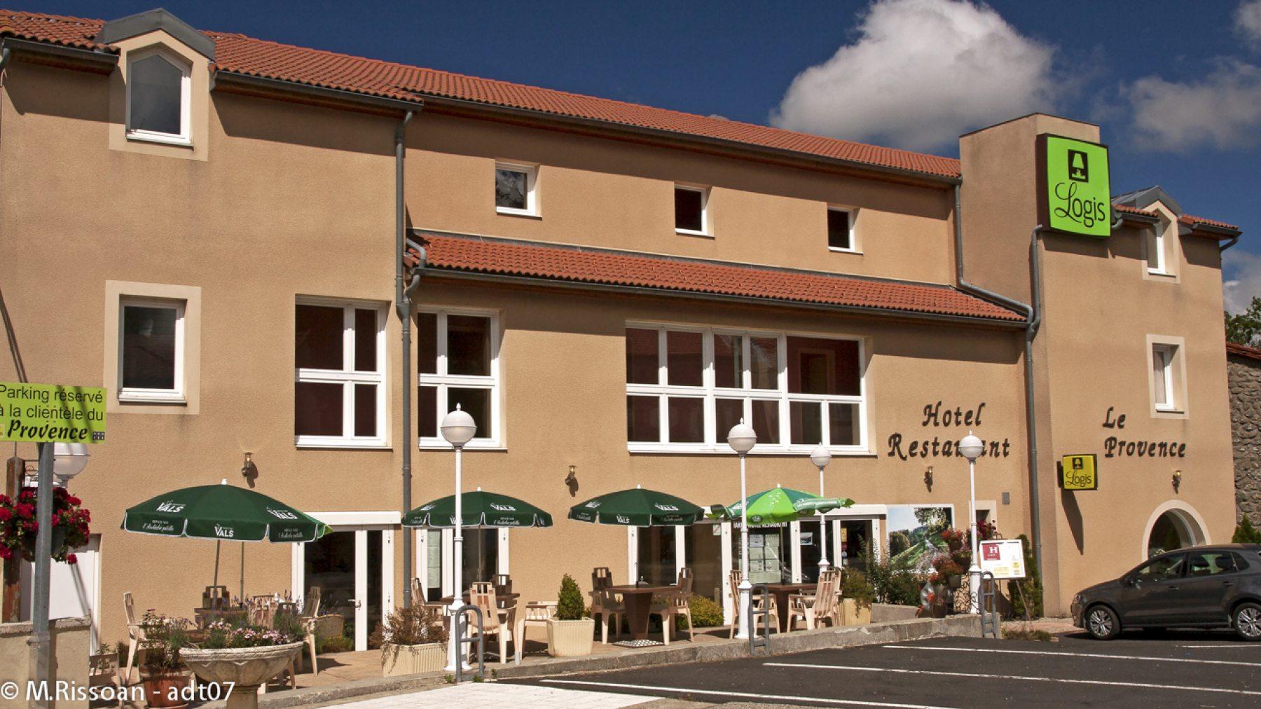 Hôtel Spa Restaurant le Provence