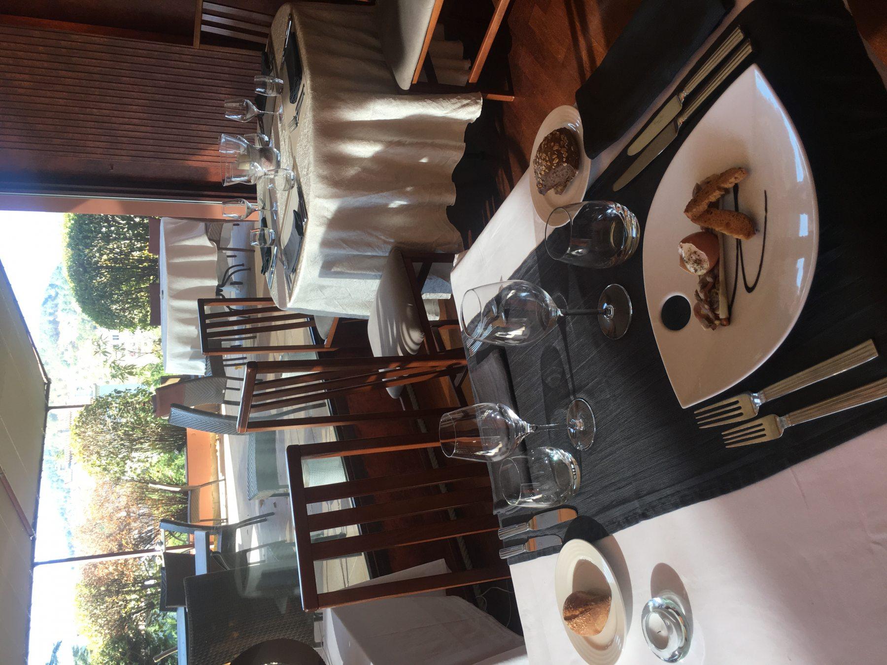 Restaurant La Chaumette Porte des Suds