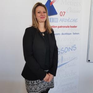 Céline VERNET, Présidente des Cafetiers Brasseries et Monde de la Nuit