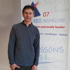 Jean-François CHANEAC, Président des Traiteurs Organisateurs de Réception