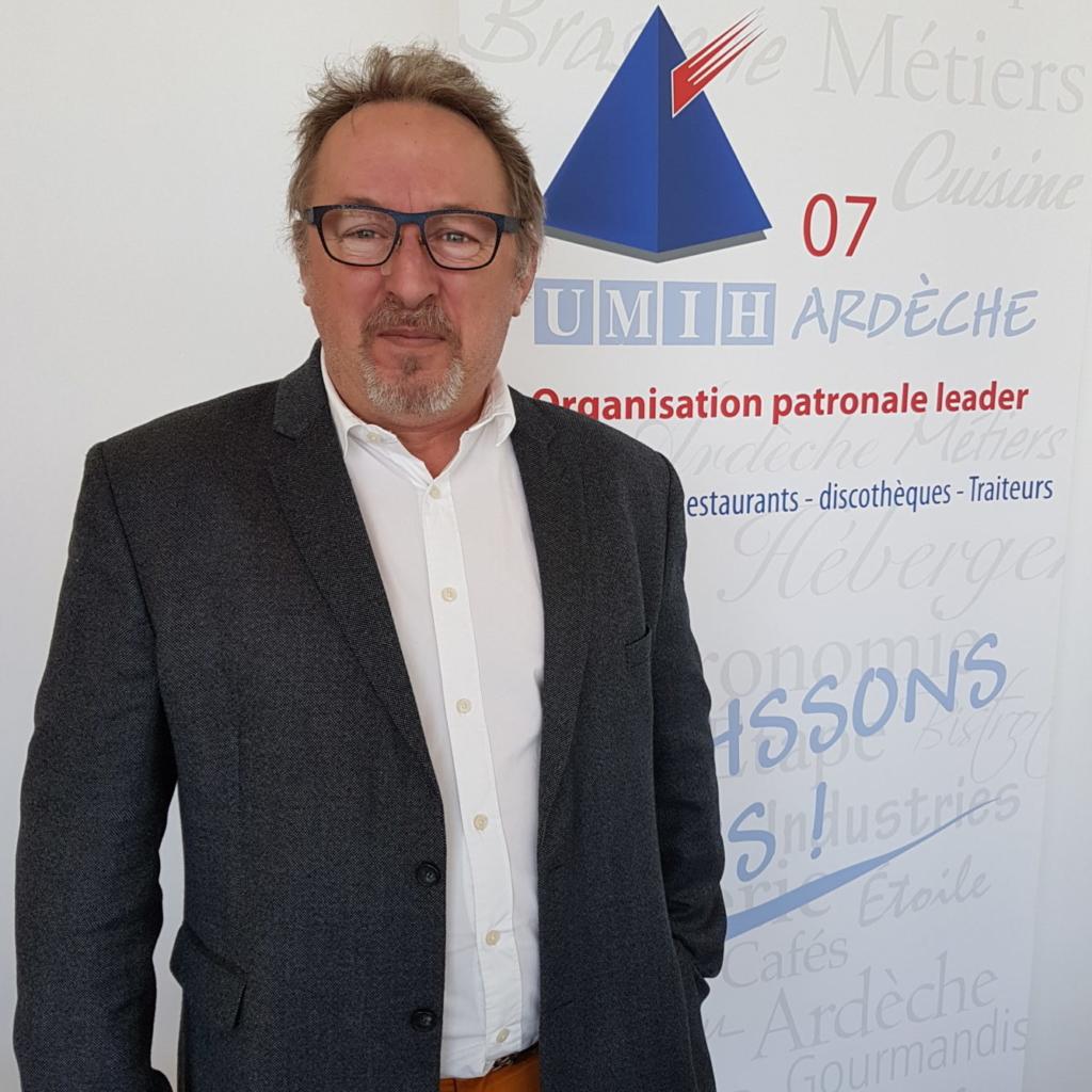 Raymond LAFFONT, Président Départemental